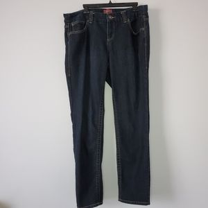 Torrid Denim Jeans Dark Blue 18